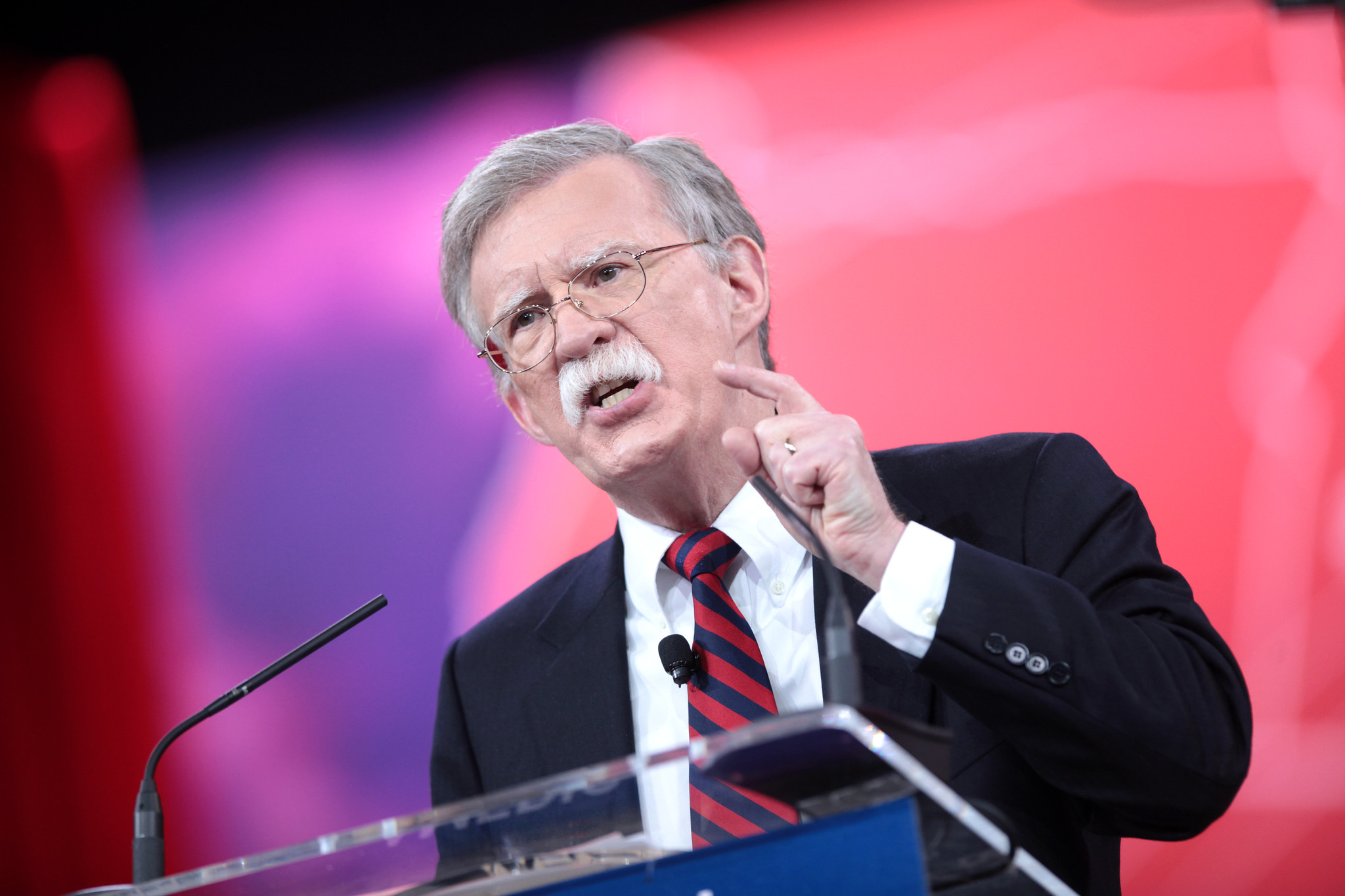 NeoCon Hack John Bolton Calls on GOP to Purge Trumpism - Planet Free Will