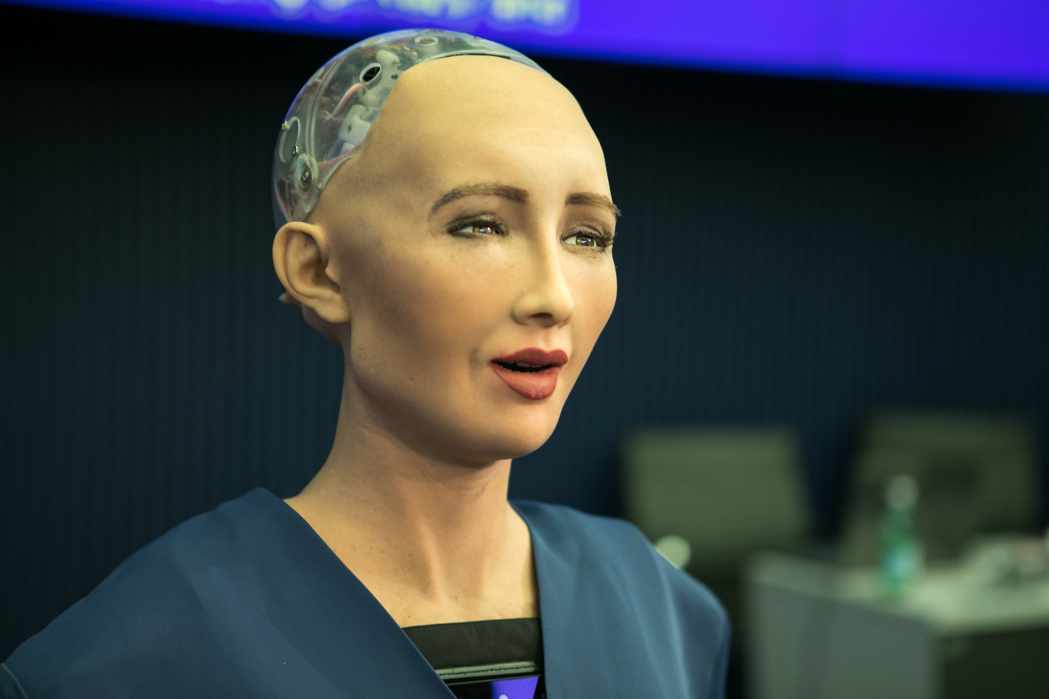 Company Plans Mass Rollout of Humanoid Robots to Replace Workers in Healthcare, Education - Planet Free Will